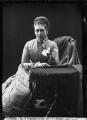 Princess Alice, Grand Duchess of Hesse, by Alexander Bassano - NPG x95923