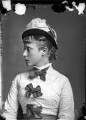 Princess Victoria Alberta Elisabeth Mathilde Marie (née Princess of Hesse), Marchioness of Milford-Haven, by Alexander Bassano - NPG x96019