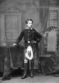 Prince Albert Victor, Duke of Clarence and Avondale, by Alexander Bassano - NPG x96024