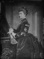 Princess Louise Caroline Alberta, Duchess of Argyll, by Alexander Bassano - NPG x96076
