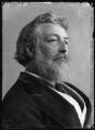 Frederic Leighton, Baron Leighton, by Alexander Bassano - NPG x96143