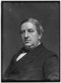 Sir William Vernon Harcourt, by Alexander Bassano - NPG x96155