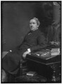 Sir William Vernon Harcourt, by Alexander Bassano - NPG x96159