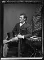 Charles William de la Poer Beresford, Baron Beresford, by Alexander Bassano - NPG x96188