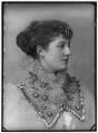 Priscilla Cecilia (née Moore), Countess Annesley, by Alexander Bassano - NPG x96207