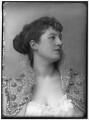 Priscilla Cecilia (née Moore), Countess Annesley, by Alexander Bassano - NPG x96208