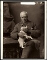 Henry Hawkins, Baron Brampton, by Alexander Bassano - NPG x96245