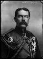 Herbert Kitchener, 1st Earl Kitchener, by Alexander Bassano - NPG x96346