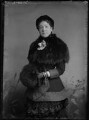 Madge Kendal, by Alexander Bassano - NPG x96384