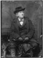 Wilson Barrett (William Henry Barrett), by Alexander Bassano - NPG x96386