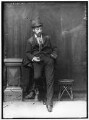 Wilson Barrett (William Henry Barrett), by Alexander Bassano - NPG x96388
