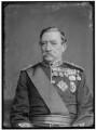 Robert Cornelis Napier, 1st Baron Napier of Magdala, by Alexander Bassano - NPG x96398