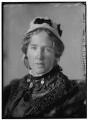 Catherine Gladstone (née Glynne), by Alexander Bassano - NPG x96404