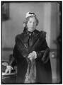 Catherine Gladstone (née Glynne), by Alexander Bassano - NPG x96405