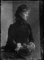 Mary Anderson (Mrs de Navarro), by Alexander Bassano - NPG x96444