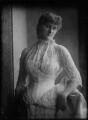 Mary Anderson (Mrs de Navarro), by Alexander Bassano - NPG x96447