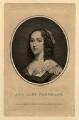 Ann (née Harrison), Lady Fanshawe, by Franz Gabriel Fiesinger, published by  T. Cadell & W. Davies, after  Cornelius Johnson - NPG D11000