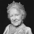 Queen Elizabeth, the Queen Mother, by Norman McBeath - NPG x88758