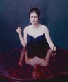 Helena Bonham Carter, by David Seidner - NPG P876