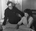 Maxwell Fry; Dame Jane Beverly Drew, by Ida Kar - NPG x88807