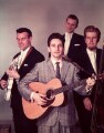 Lonnie Donegan with three members of his band, by (Edward) Russell Westwood - NPG x68259