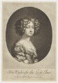 Queen Anne when Princess, by Abraham Blooteling (Bloteling), after  Sir Peter Lely - NPG D11051