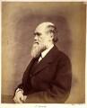 Charles Darwin, by Ernest Edwards - NPG x1500