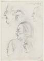 (Edward Henry) Gordon Craig, by Robin Moore Ede - NPG D11059