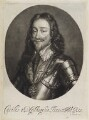 King Charles I, published by John Smith, after  Sir Anthony van Dyck - NPG D11914