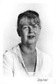 Shirley Hughes, by Carole Cutner - NPG x26050