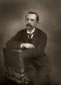 J.M. Barrie, by Herbert Rose Barraud - NPG x5161