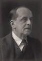 J.M. Barrie, by Walter Stoneman - NPG x21918