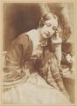 Elizabeth (née Rigby), Lady Eastlake, by David Octavius Hill, and  Robert Adamson - NPG x27670