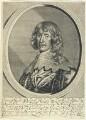 James Stuart, 1st Duke of Richmond and 4th Duke of Lennox, by William Faithorne, after  Sir Anthony van Dyck - NPG D22918