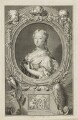 Anne, Princess Royal and Princess of Orange, by Jacobus Houbraken, after  Hendrik Pothoven - NPG D11087
