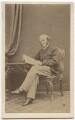 Thomas Hughes, by William Jeffrey - NPG Ax8567