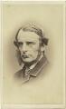 Charles Kingsley, by John & Charles Watkins, published by  Mason & Co (Robert Hindry Mason) - NPG x11876