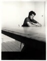 Bridget Riley, by Paul Tozer - NPG x45760
