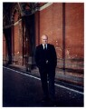 Sir Neil Cossons, by Tom Miller - NPG x88913