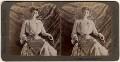 Mary Victoria (née Leiter), Lady Curzon of Kedleston, published by Underwood & Underwood - NPG x88907