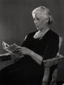 Alison Uttley, by Madame Yevonde - NPG x88950