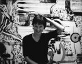 Fiona Rae, by Johnnie Shand Kydd - NPG x87403