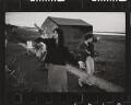 Tracey Emin; Gillian Wearing; Georgina Starr, by Johnnie Shand Kydd - NPG x87682