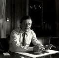 Kenneth Clarke, by Gemma Levine - NPG x88993