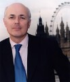 Iain Duncan Smith, by Cinnamon Heathcote-Drury - NPG x88995