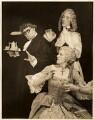Frederick Ermin Woodhouse; Geoffrey Thomas Dunn; Winifred Radford, by Lucas & Pritchard - NPG x88973