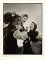 Winifred Radford; Constance Carrodus, by Angus McBean - NPG x88989
