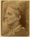 Charlotte Mary Yonge, by Reverend Duke Yonge - NPG x5575