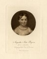 (Augusta) Ada King (née Byron), Countess of Lovelace, by Walker & Boutall, after  Louis Ami Ferrière - NPG D11136