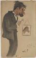 Sir William Ridgeway, by Denis Gascoigne Lillie - NPG D11154